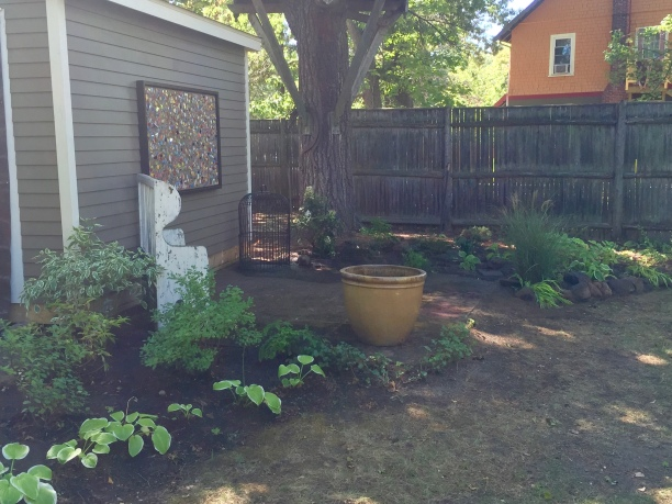 The newly defined Woodland Patio